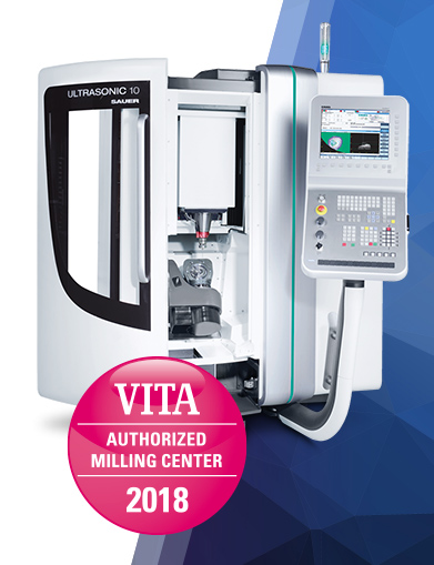 Dental Design Centrum is VITA Authorized Milling Center
